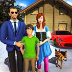Virtual Family Game: Families Life Simulator