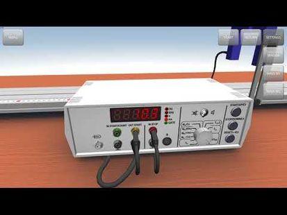 Video Image - Virtual Lab «Mechanics»
