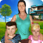 Virtual Mother Amazing Family Mom Simulator Games