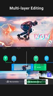 Screenshots - VivaCut - PRO Video Editor APP