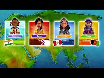 Video Image - Vodafone Foundation Girl Rising Game