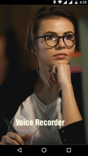 Screenshots - Voice Recorder