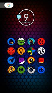 Screenshots - Vova - Icon Pack