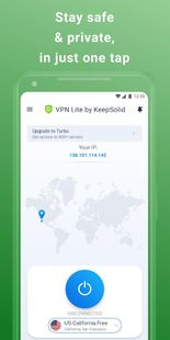 Screenshots - VPN Lite Without Registration