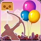 VR Archery Balloon Shooter