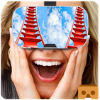 VR Roller Coaster 360 Adventure