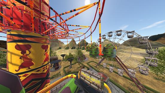 Screenshots - VR Theme Park Rides