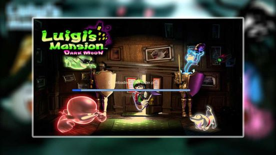 Screenshots - Walkthrought Luigi Mansion