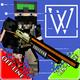 War Cube Online Offline Mobile Zombie Sniper Shoot
