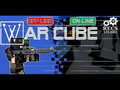 Video Image - War Cube Online Offline Mobile Zombie Sniper Shoot