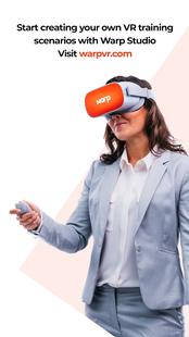 Screenshots - Warp VR