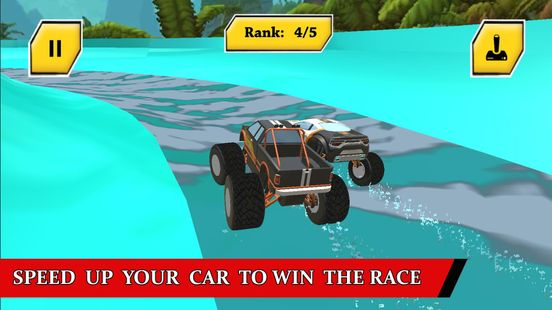 Screenshots - Water Park Truck Stunts and Race : Water Adventure