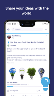 Screenshots - We Don't Have Time - Take action on Climate Change