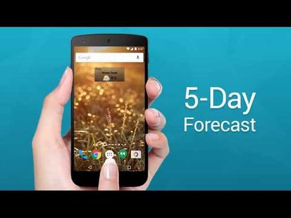 Video Image - Weather & Clock Widget for Android Ad Free