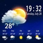 Weather forecast & radar 2021