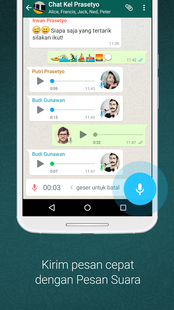 Screenshots - WhatsApp Messenger