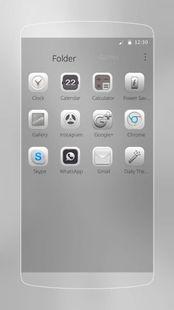 Screenshots - White Soul Silver Launcher