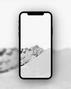 Screenshots - White Wallpapers HD