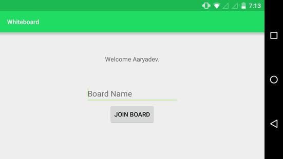 Screenshots - Whiteboard-Alpha