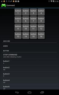 Screenshots - WiFi TCP/UDP Controller 16