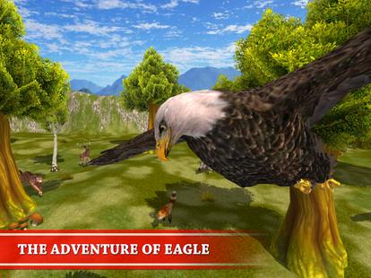 Screenshots - Wild Eagle Survival Simulator