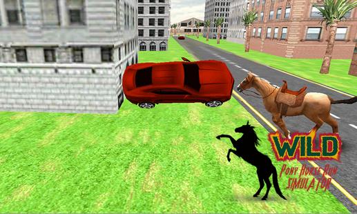 Screenshots - Wild Pony Horse Run Simulator