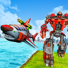 Wild Robot Shark Attack Simulator