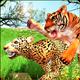 Wild Tiger Simulator 3d animal games