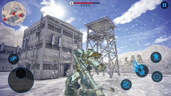 Screenshots - Winter FPS Shooting Game - Modern World War Battle