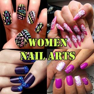 Screenshots - Women Nail Arts