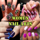 Women Nail Arts