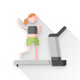 Women Workout at Home - Home Gym, Female Fitness