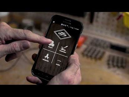 Video Image - Wood Crafter: The Do It All Woodworking App