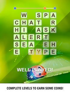 Screenshots - Word Crossing ∙ Crossword Puzzle