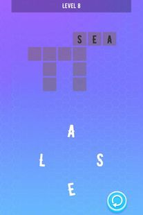 Screenshots - word puzzle