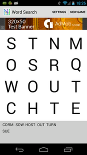 Screenshots - Word Search Puzzle