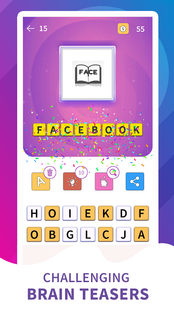 Screenshots - Word Trick - Word Puzzles & A Tricky Word Game.