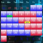 Work Calendar 4-4