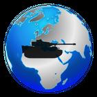 World Military Map