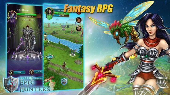 Screenshots - World of Epic Hunters