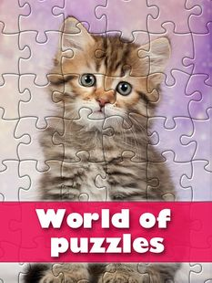 Screenshots - World of Puzzles - best free jigsaw puzzle games