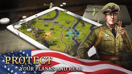 Screenshots - World War 2: WW2 Grand Strategy Games Simulator