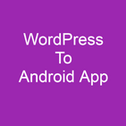 WP Droid - Android app for WordPress blog