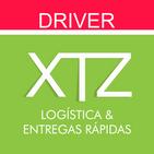 XTZ LOG Entregas Rápidas - Motoboy SP - ENTREGADOR