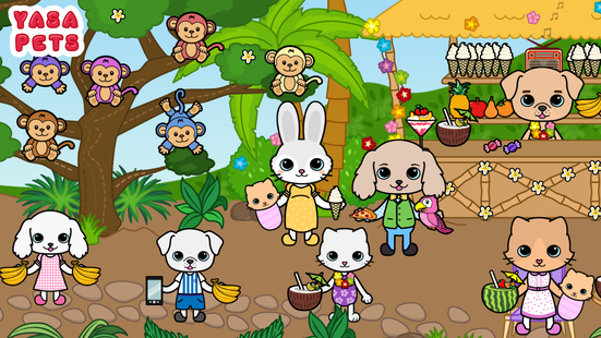 Screenshots - Yasa Pets Island