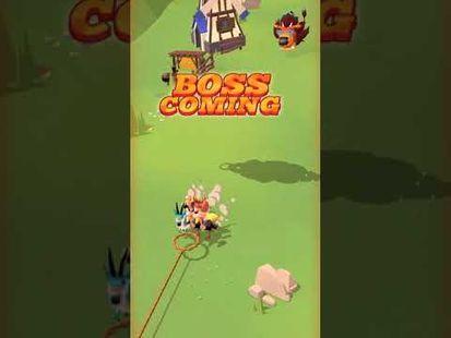 Video Image - YEEHAW: Cowboy game, Enjoy stampede & lasso