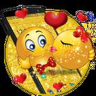 Yellow Smile Face Love Theme