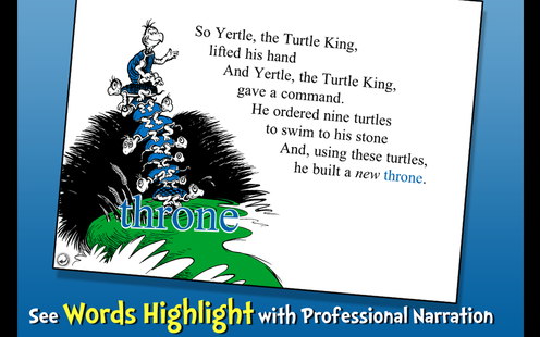 Screenshots - Yertle the Turtle - Dr. Seuss