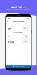 Screenshots - Yestransfer