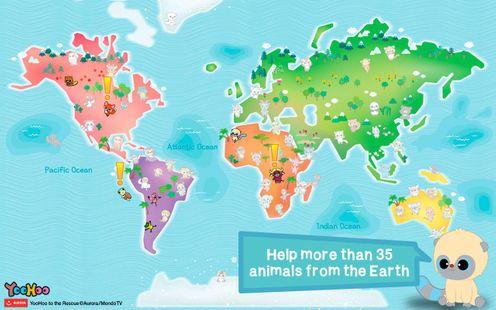 Screenshots - YooHoo & Friends - Animal rescue